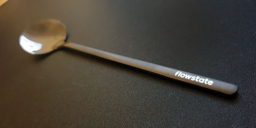 Flowstate coffee spoon